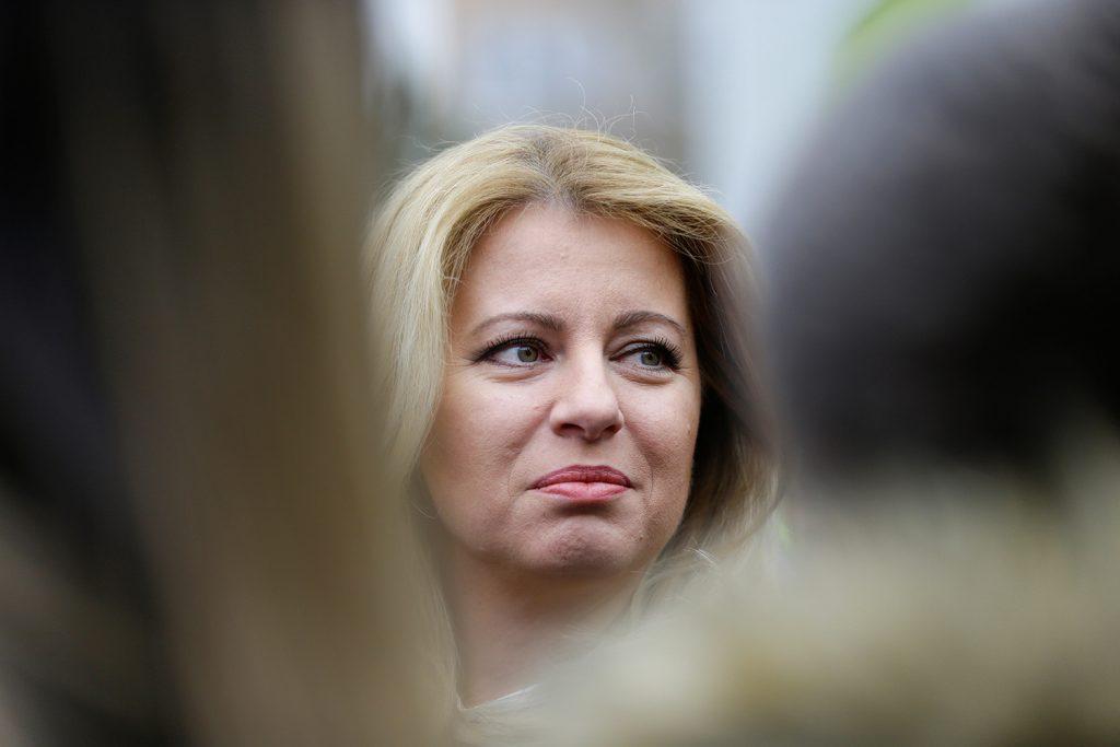 Slovak President Čaputová on EU-US pandemic recovery, the green transition, and digital regulation
