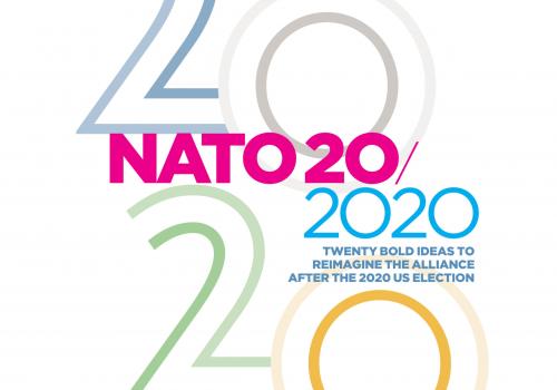 FAST THINKING: A new era for NATO