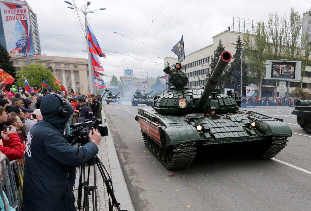"""Putin's Ukraine War: EU warns Russia is """"de facto integrating"""" occupied east"""