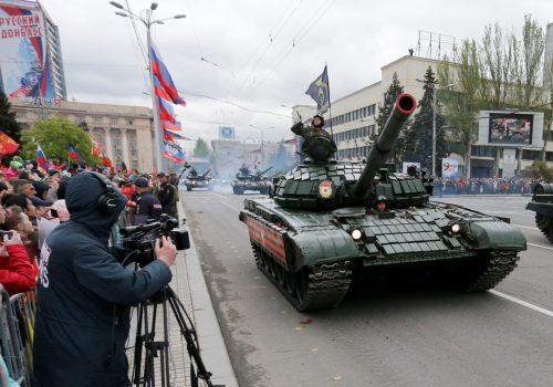 Putin's key Ukraine ally charged with treason