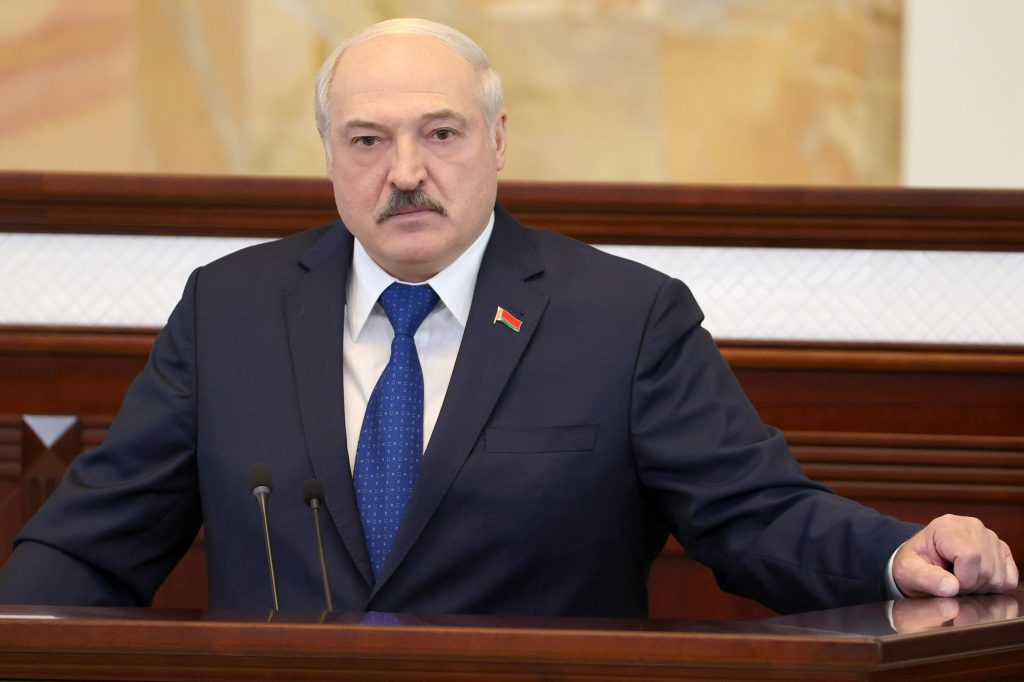 Did Russia assist in Belarus dictator's act of air piracy?