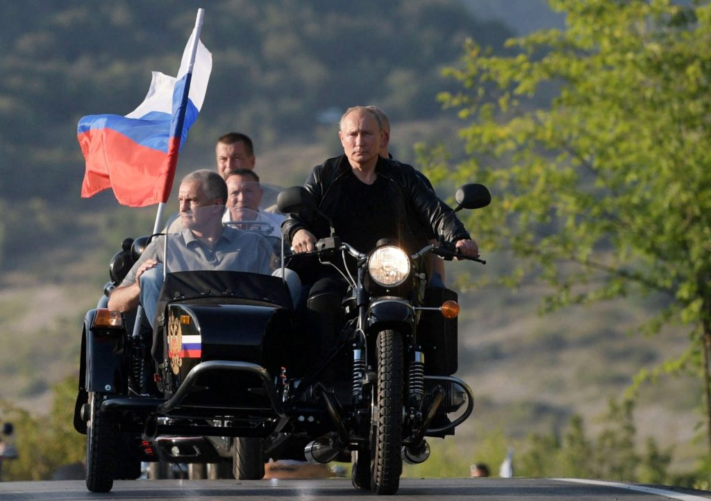 Putin blames anyone but himself for loss of Ukraine