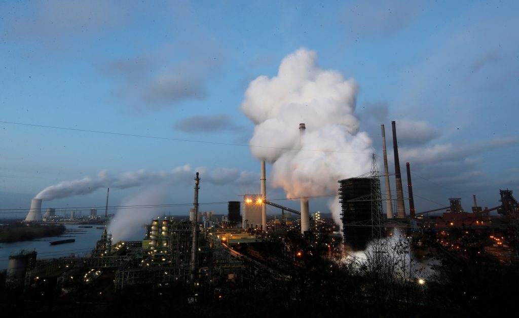 Carbon border adjustment mechanisms: Will innovative climate policy launch a trade war?
