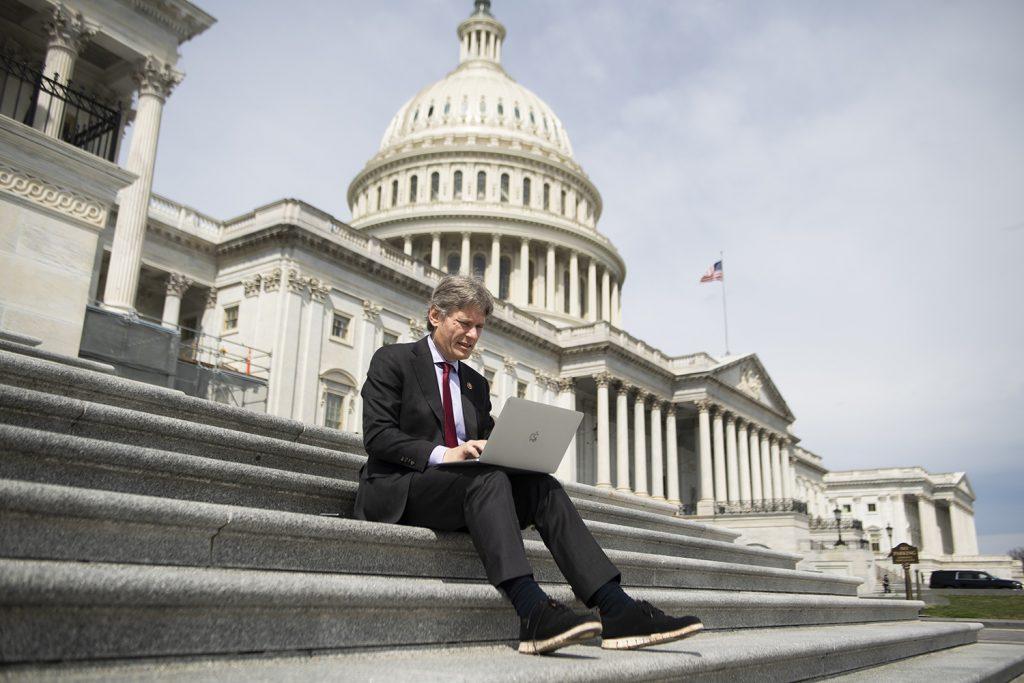 US Rep. Tom Malinowski: The evolution of big tech and social media places strain on democracies worldwide