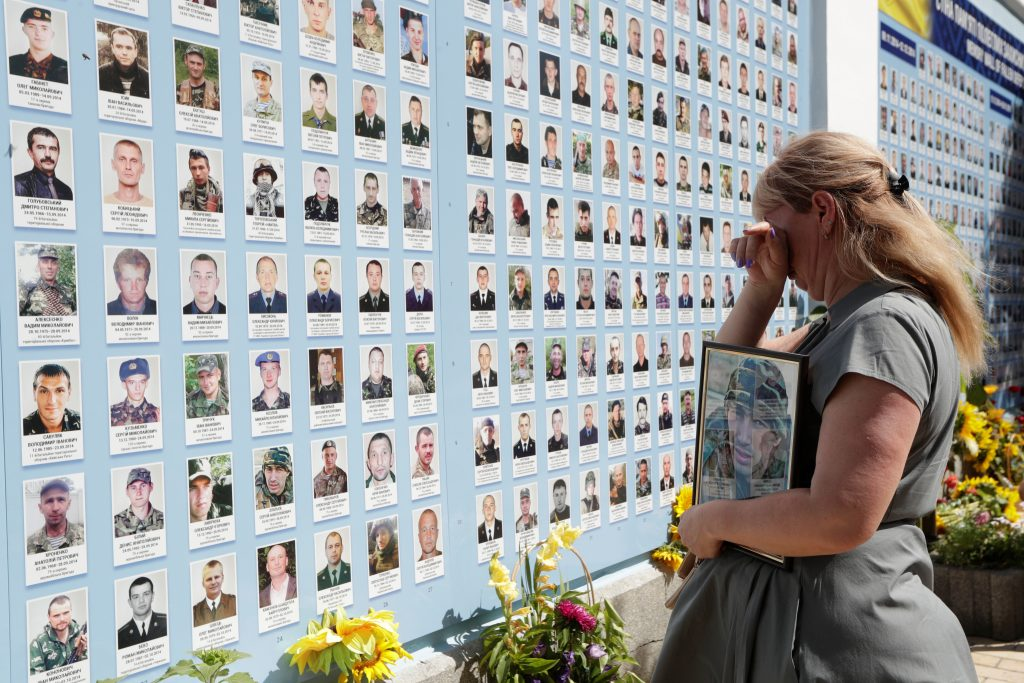 The dangers of echoing Russian disinformation on Ukraine