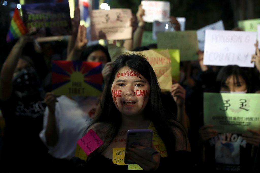 Hong Kong activist Nathan Law on how virtual communities empower citizen movements