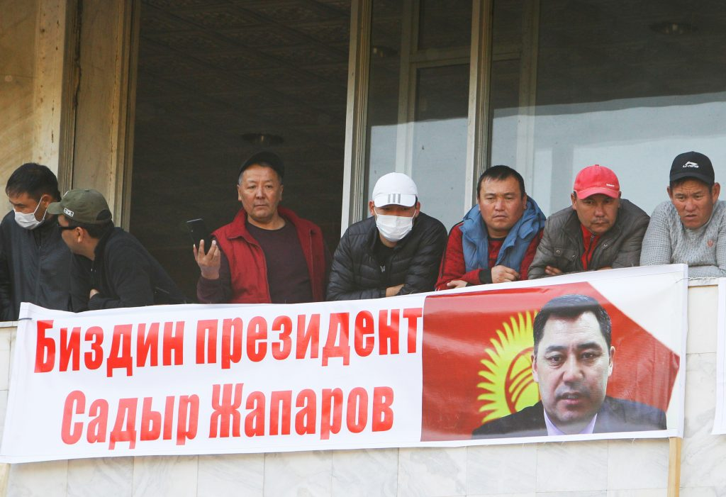 The gathering threat to the US in Kyrgyzstan