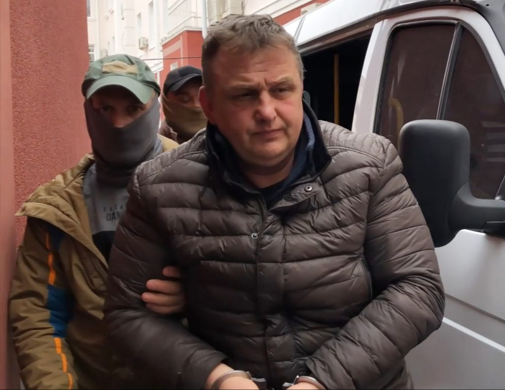 Putin's Crimean crackdown continues: Radio Free Europe journalist targeted