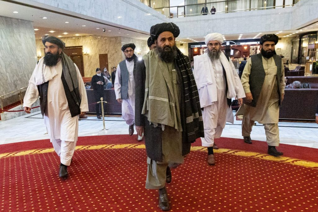 How Russia, China, and Iran will shape Afghanistan's future