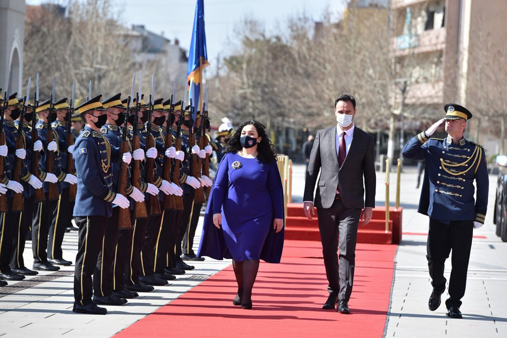 President Osmani on Kosovo's domestic reforms, dialogue with Serbia, and relationship with the US