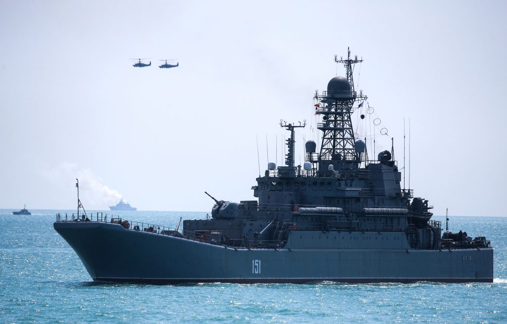 Putin's Ukraine War: Will Russia attempt a Black Sea blockade?