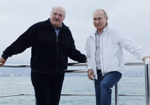 Money wars in Belarus