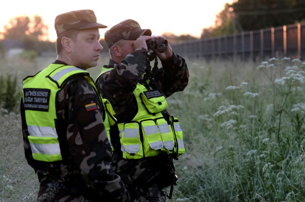 Belarus dictator weaponizes illegal migrants against EU