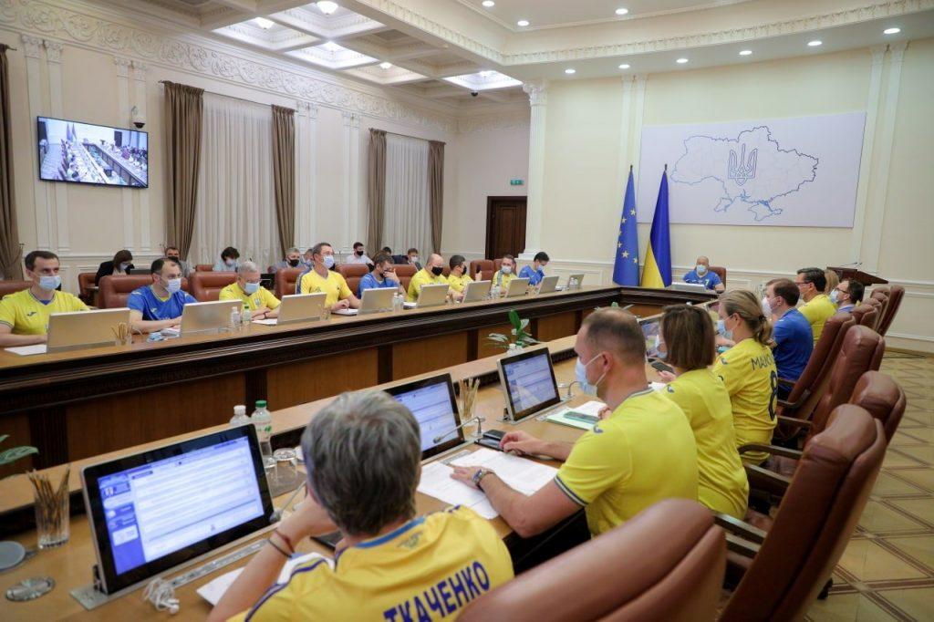 For Ukrainians, Euro 2020 resonates beyond football