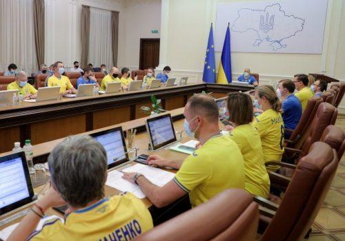 UKRAINE AT 30: Europe's frontline democracy