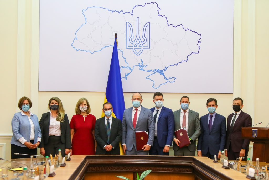 Business community seeks to boost Ukraine's market infrastructure