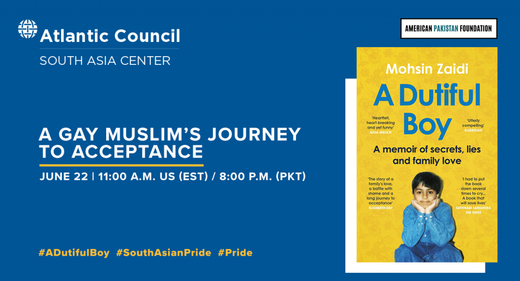 A gay Muslim's journey to acceptance