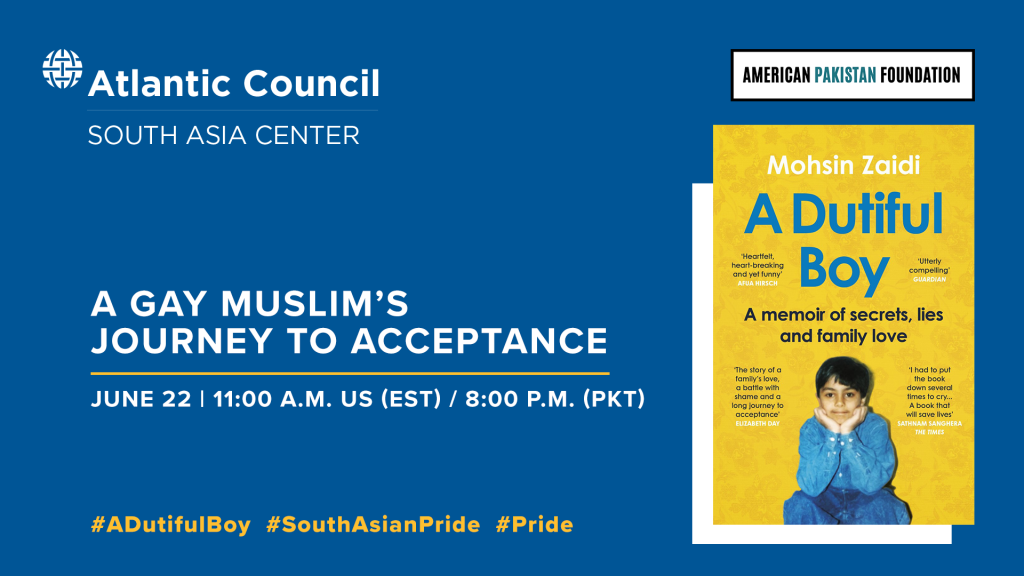 Event recap: A gay Muslim's journey to acceptance