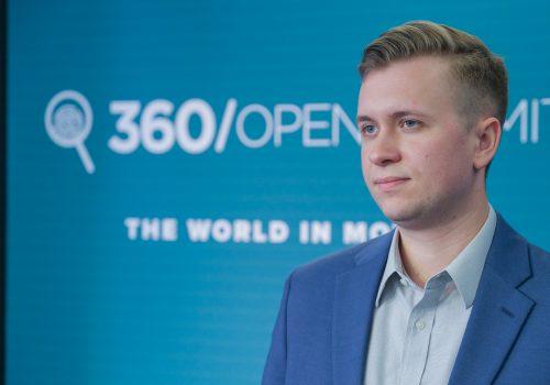Jared Holt at 360 OS 2021