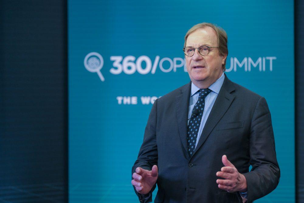 Fred Kempe at 360 OS 2021