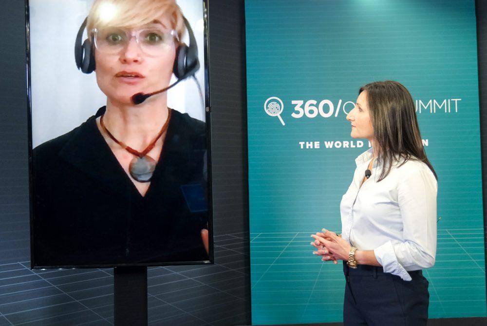 Rose Jackson at 360 OS 2021