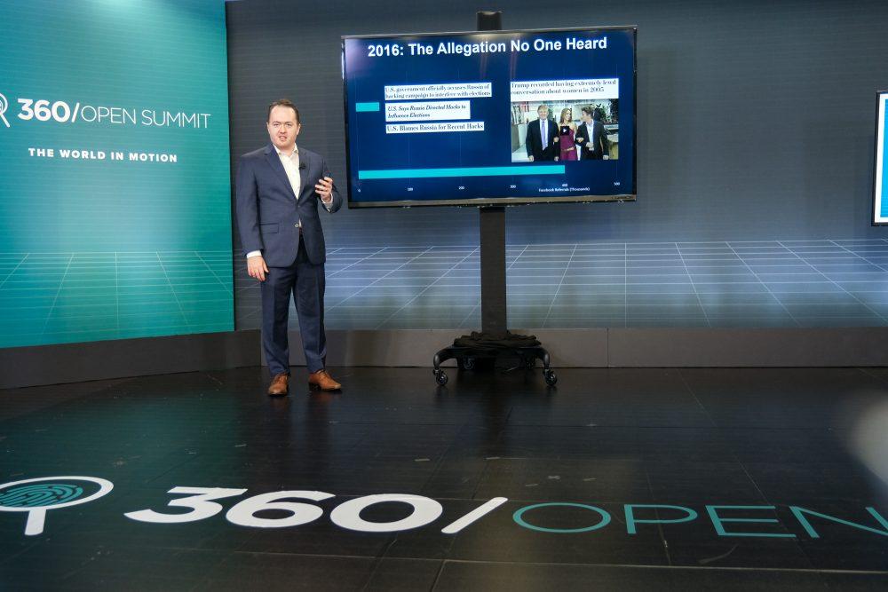 Emerson Brooking at 360 OS 2021