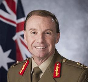 Major General Mick Ryan
