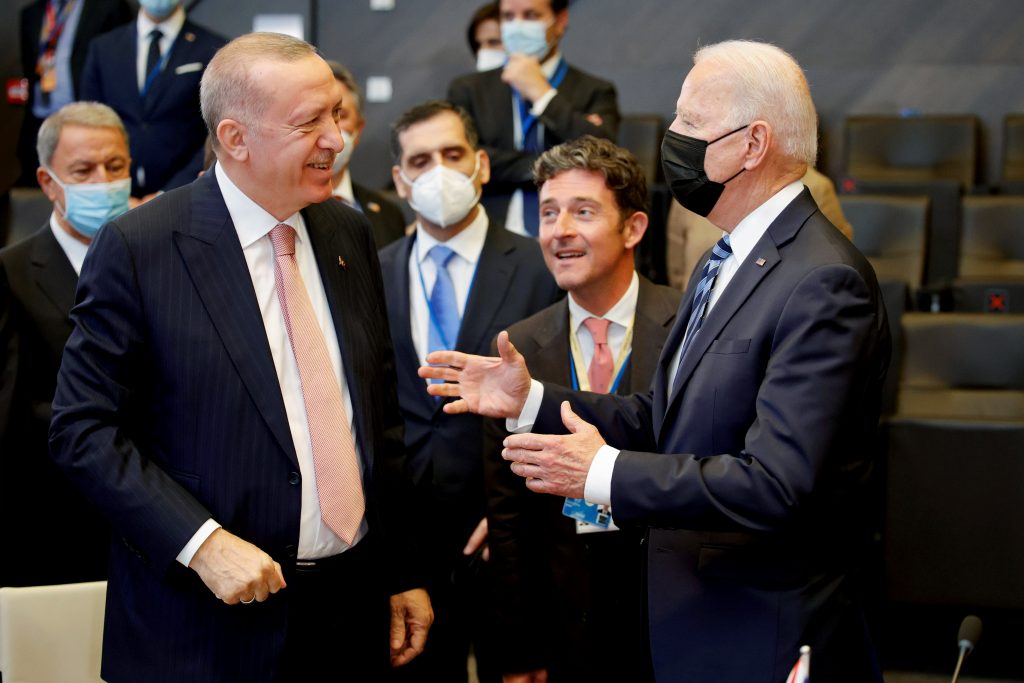 Expert React: The key takeaways from the Biden-Erdoğan Meeting