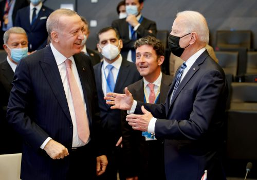 Biden-Erdoğan icebreaker could set the stage for a bilateral thaw