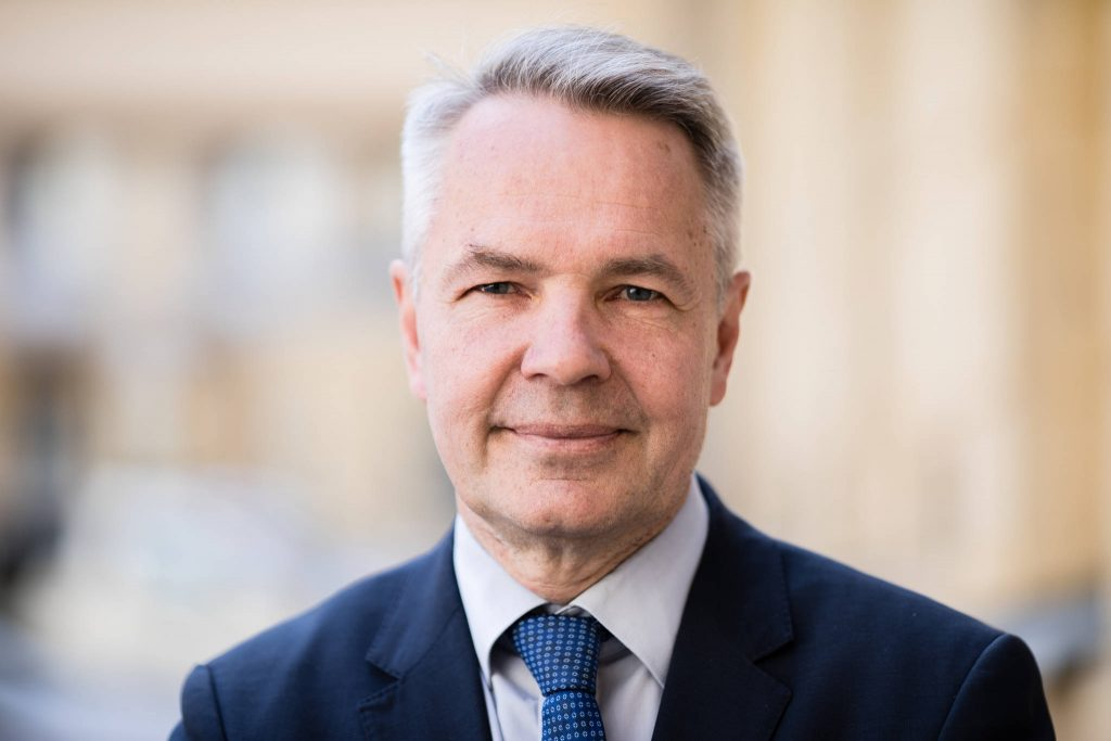 Responding to acute challenges in the Horn of Africa, with Finnish FM Pekka Haavisto