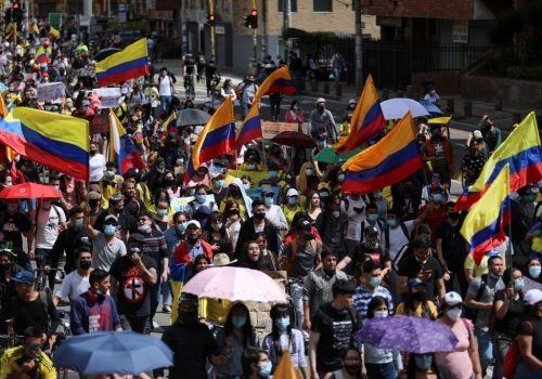 Colombia's National Strike: Overview of the Situation and Strategies Moving Forward