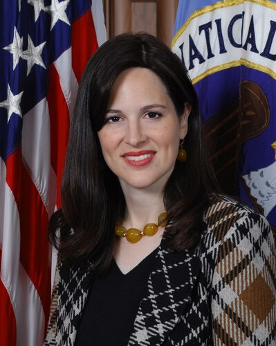 Anne Neuberger, Deputy National Security Advisor for Cybersecurity and Emerging Technology