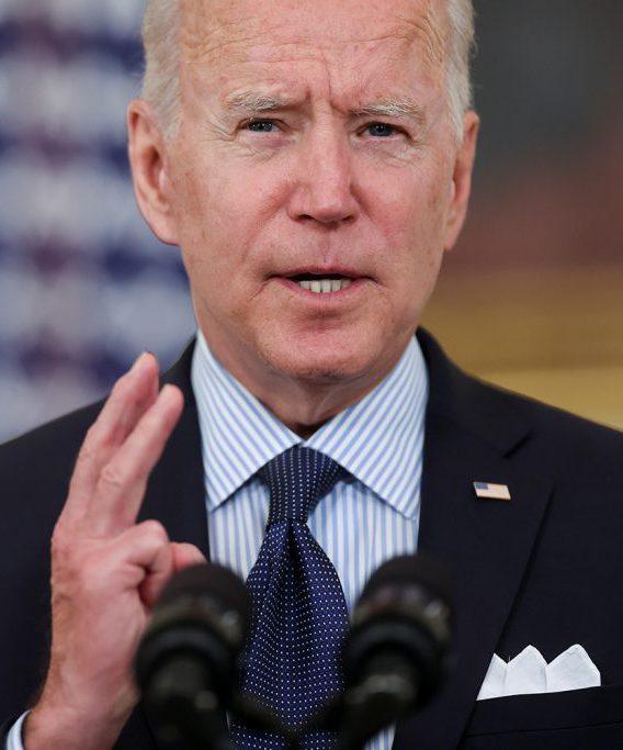 Joe Biden's first trip abroad as president