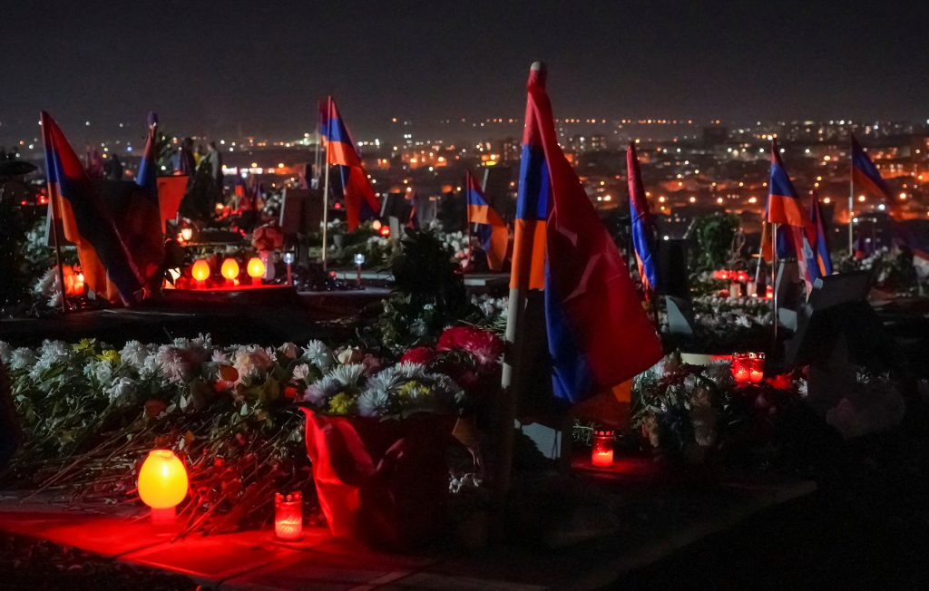 Infrastructure cooperation could hold the key to Armenia's future security