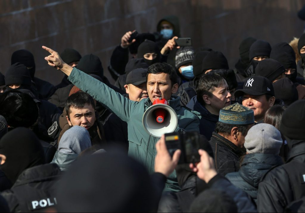 Is Kazakhstan experiencing the early stages of a democratic awakening?