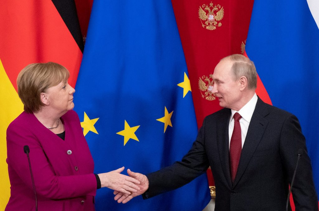 Why Germany's relationship with Putin's Russia is a problem for Ukraine