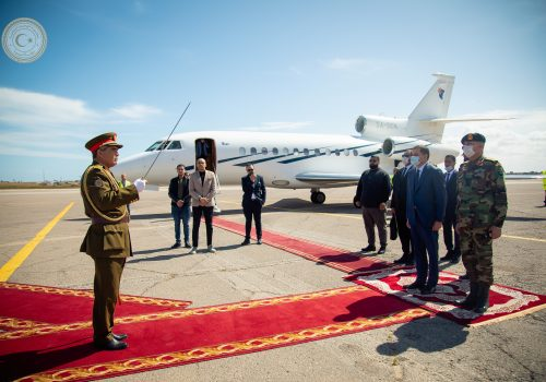 Will Russian forces really leave Libya?