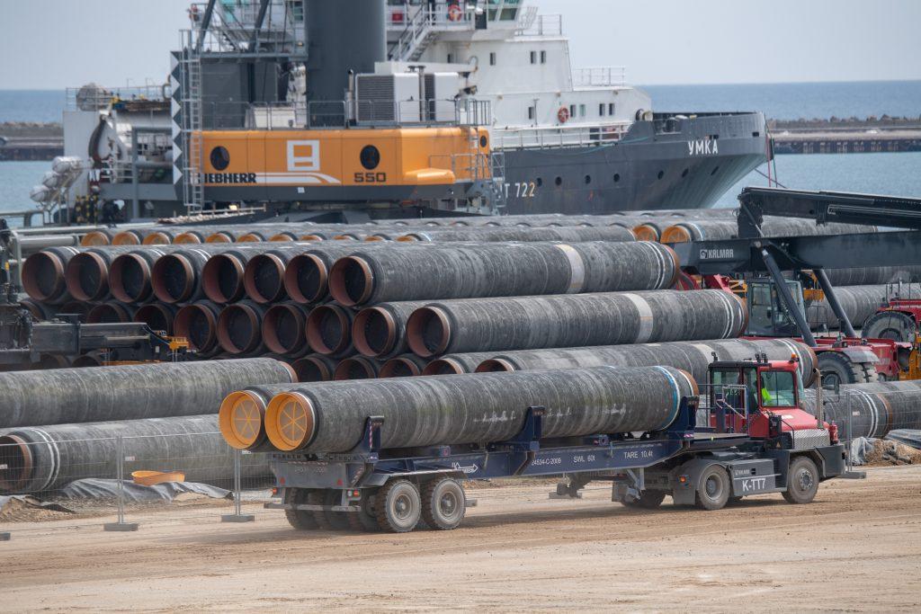Biden faces further battle over Putin's pipeline