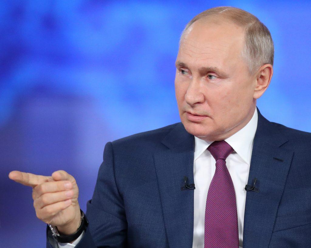 The world cannot ignore Putin's Ukraine obsession