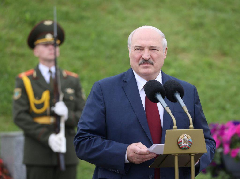 Lukashenka vs. Europe