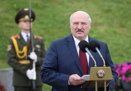 Free media faces off against dictatorship in Belarus
