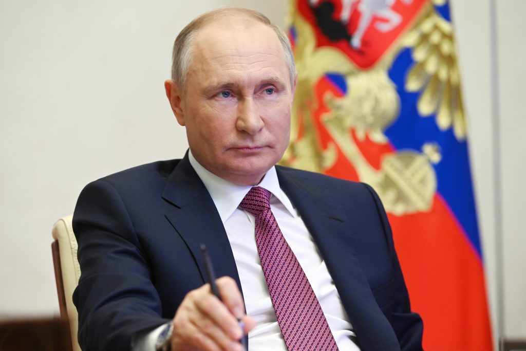 Putin will use weaponized pipeline to blackmail Europe