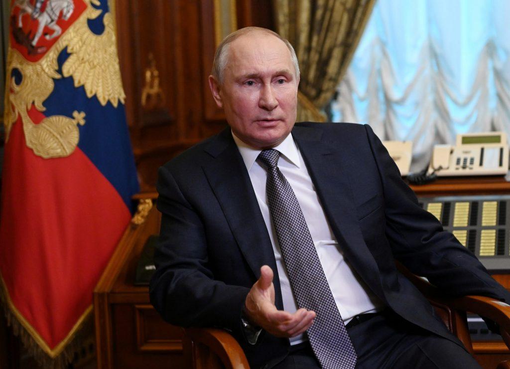 Putin's new Ukraine essay reveals imperial ambitions