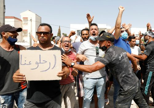 Tunisia was the only democracy to blossom from the Arab Spring. Now it's a mess.