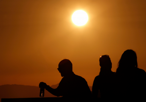 Extreme heat: The economic and social consequences for the United States