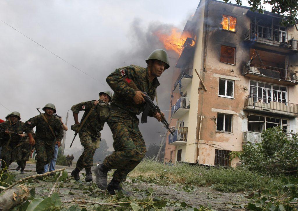 The 2008 Russo-Georgian War: Putin's green light
