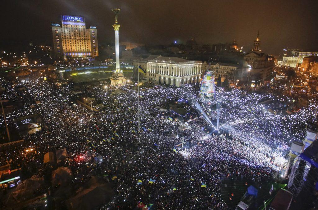 How modern Ukraine was made on Maidan