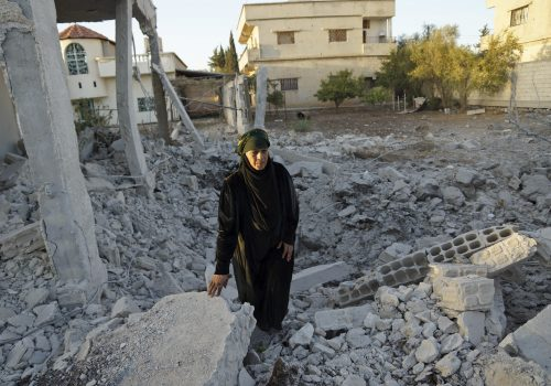 The northern countryside of Homs in Syria is facing a similar fate as Daraa