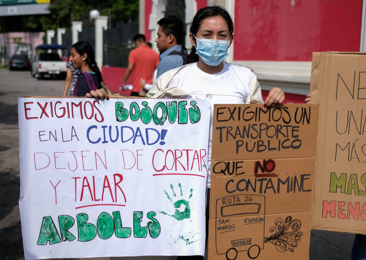 Addressing Instability in Central America: Restrictions on Civil Liberties, Violence, and Climate Change