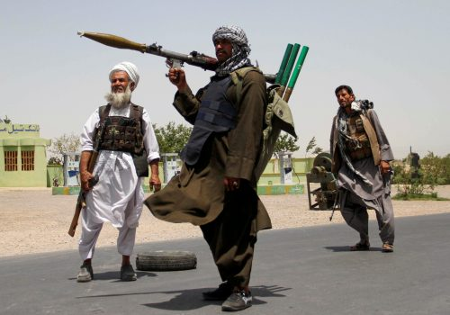 FAST THINKING: What you need to know about the Taliban takeover in Afghanistan